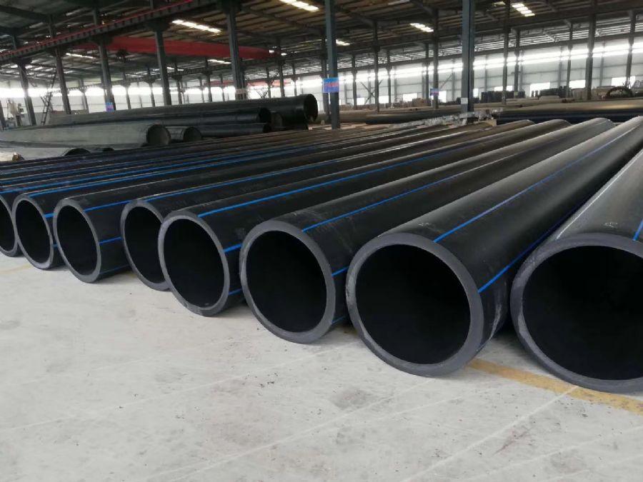 pe给水排水管规格