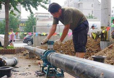 天茂城中央管网改造工程