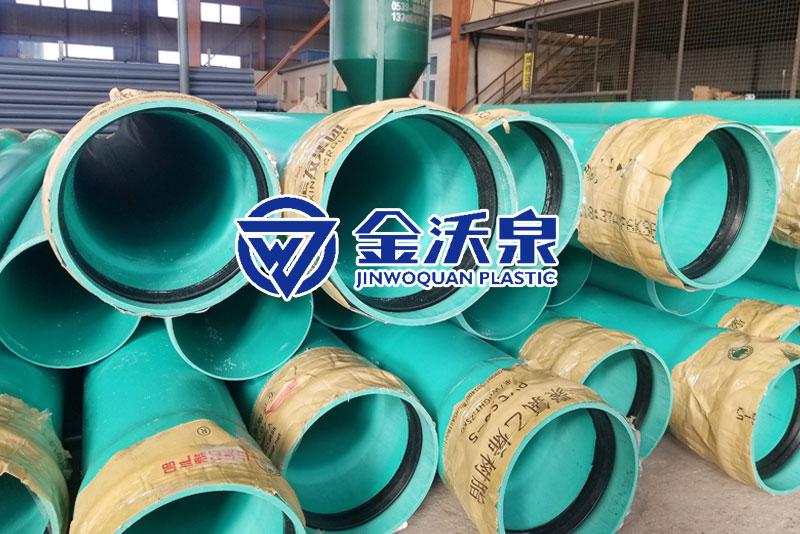 山东PVC-UH排水管