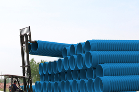 改性高密度聚乙烯(HDPE-IW)六棱结构壁管材