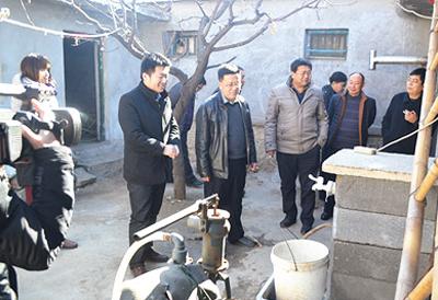 沂水县2015农饮水项目