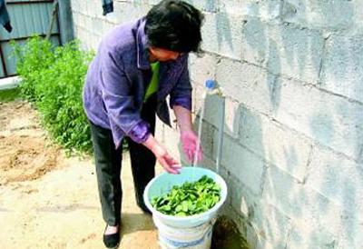 昌邑市2011年度农村饮水安全