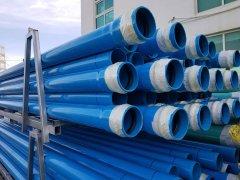 PVC管材可以用到给水管领域吗